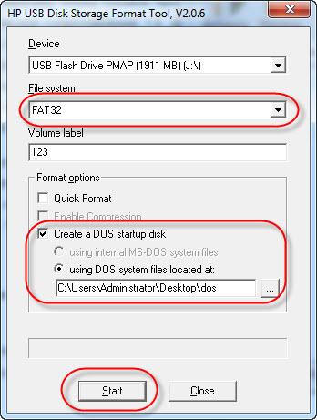 Как создать текстовый файл в досе